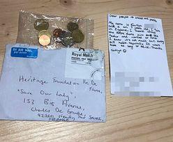Mała Brytyjka wysłała pieniądze na odbudowę Notre Dame