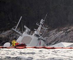 Zatonął norweski okręt należący do floty NATO. Zignorował ostrzeżenia