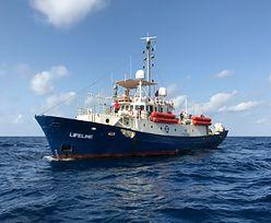 Włosi nie przyjęli kolejnego statku z imigrantami. Tym razem na pokładzie było 400 uchodźców