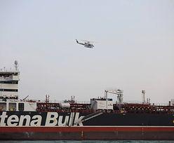 Cieśnina Ormuz. Przejęty przez Iran statek Stena Impero może kontynuować rejs