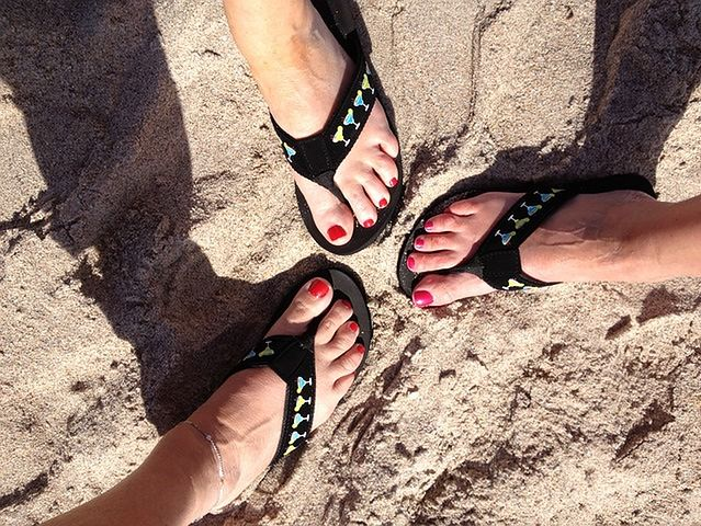 Odpowiednie obuwie na lato