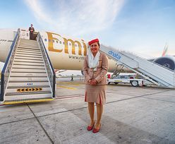 Praca marzeń w zasięgu ręki. Zostań stewardesą w liniach Emirates