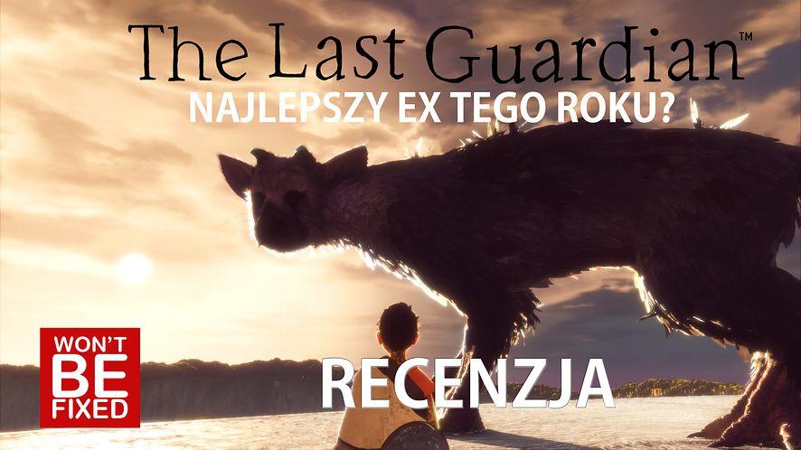 The Last Guardian - Najlepszy EX tego roku? - RECENZJA [PS4]
