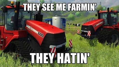 Symulatory farmy to wojna! FARMAGEDDON - odcinek 2