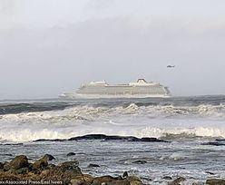 Groźna sytuacja na Viking Sky. Norweski statek ma ogromne kłopoty