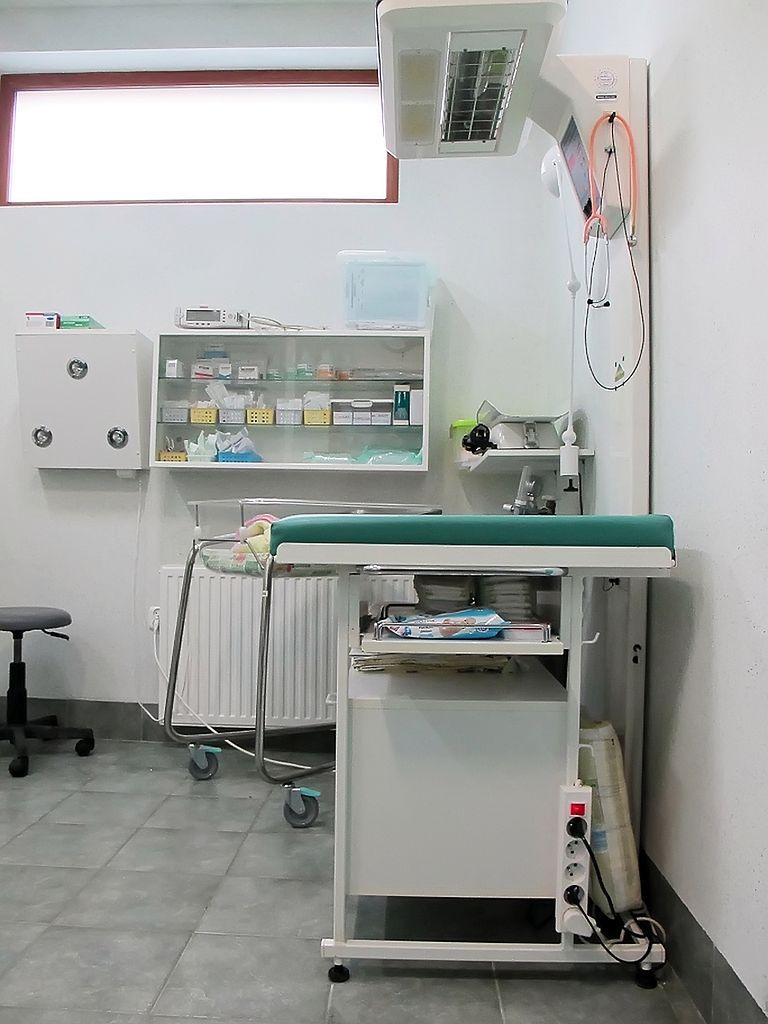 Kącik badań noworodka