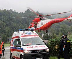 Tatry. Potężna burza w górach - trwa sztab kryzysowy