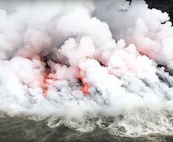 Świat szybko zapomniał o Hawajach. Wulkan zaczął truć mieszkańców
