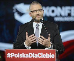 Wyniki wyborów 2019. Wysoki wynik Grzegorza Brauna