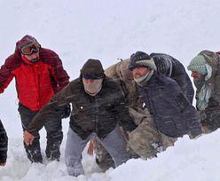 Turcja. Pomagali ofiarom lawiny. Ratownicy nie żyją