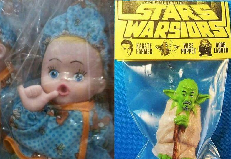 Nie zawsze zabawka wygląda tak, jak powinna