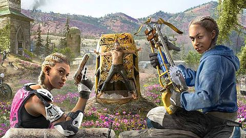"""Far Cry: New Dawn opowie nam, co zdarzyło się po historii z """"piątki"""""""