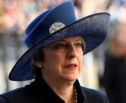 Wyciekł plan zajęć brytyjskiej premier. Pasażer znalazł dokument w pociągu