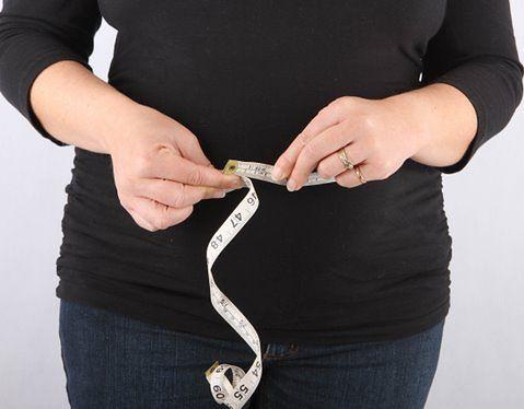 Nadwaga u kobiety w ciąży