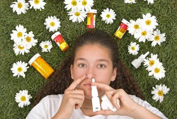 Objawy alergii w czasie ciąży potrafią się nasilać