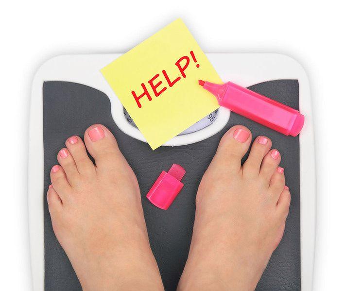 Zrzucanie wagi po ciąży