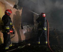 Kraków. Niezadowoleni goście podpalili restaurację