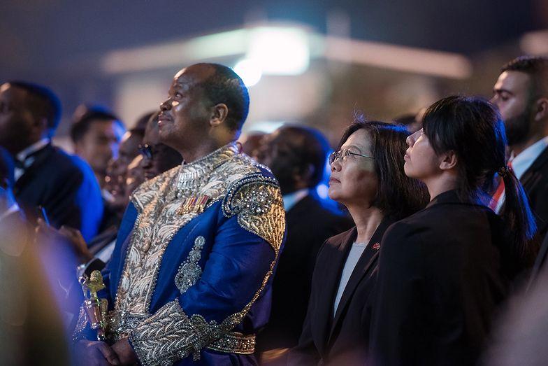 Ostatni monarcha absolutny w Afryce zmienił nazwę kraju