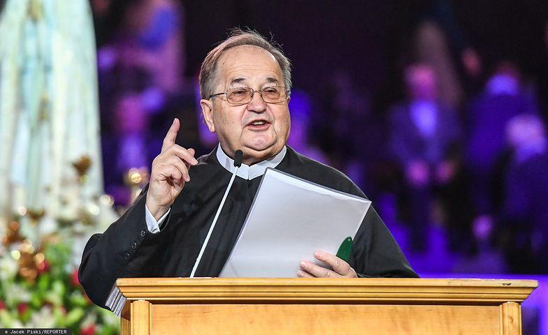 Ojciec Rydzyk nie podziela zdania papieża Franciszka