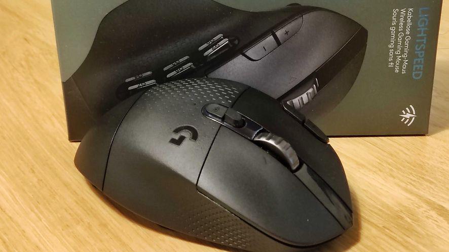 Logitech G604 Lightspeed – recenzja. Bezprzewodowa mysz, na której pograsz i popracujesz