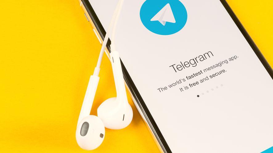 Aplikacja Telegram wreszcie po polsku, fot. BigTunaOnline/Shutterstock