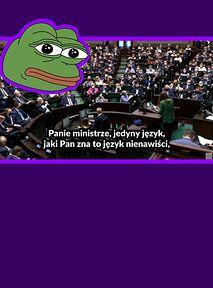 Sejm RECHOCZE i BIJE BRAWA, gdy posłanka Lewicy mówi o samobójstwach nastolatków LGBT+