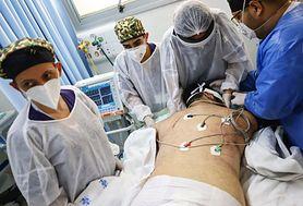 COVID-19. Coraz więcej powikłań zakrzepowych. W przebiegu zakrzepicy tętniczej poziom amputacji sięga 80 proc.