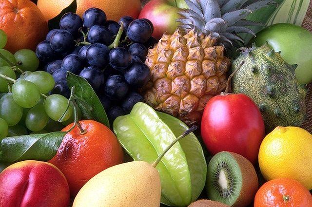 Zamiast soku, wybierz owoc