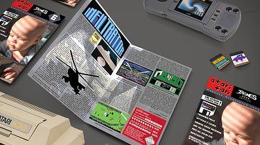 Retromaniak: Miłośnicy Atari łączcie się żeby wydrukować 6. numer Atari Fana!