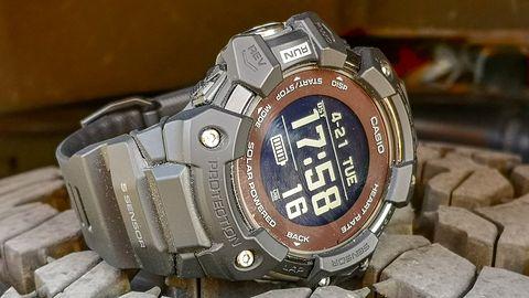 Krótki test Casio G-Shock GBD-H1000: mocny, smart i z pulsometrem!
