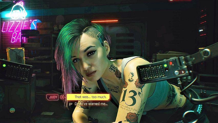 Cyberpunk 2077. Nowa łatka gotowa do pobrania - Cyberpunk 2077