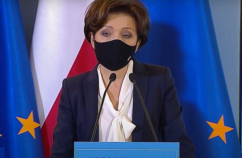Polski Nowy Ład. Zmiany w podatkach? Komentarz minister rodziny