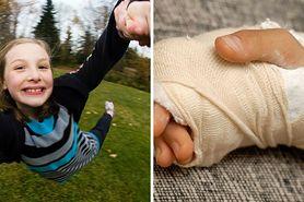 Niebezpieczne zabawy z dzieckiem. Możesz nieumyślnie wyrządzić mu krzywdę