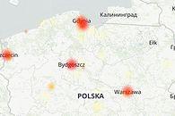 Awaria internetu UPC. Brak dostępu do sieci m.in. w Gdyni i Gdańsku (aktualizacja) - Awaria internetu UPC
