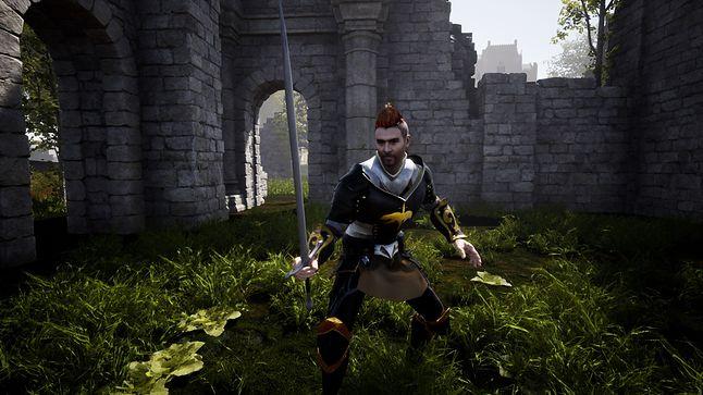 Gothic doczeka się hołdu. Robi go polskie małżeństwo [Tylko u nas] - Farathan - polska gra inspirowana serią Gothic
