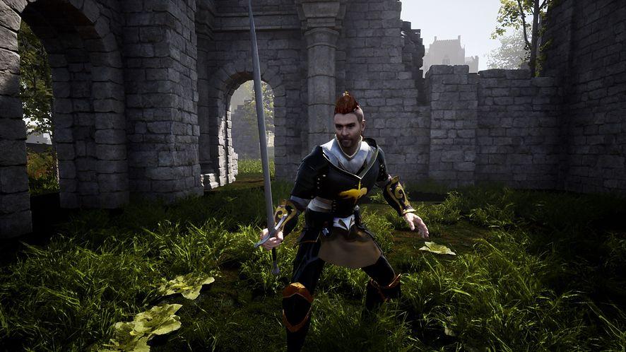 Farathan - polska gra inspirowana serią Gothic