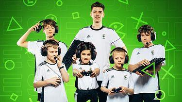 Powstała pierwsza szkółka e-sportowa. Odpowiada za nią Legia Warszawa - Legia Warszawa otwiera pierwszą szkółkę e-sportową