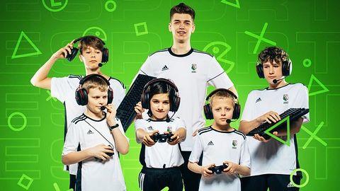 Powstała pierwsza szkółka e-sportowa. Odpowiada za nią Legia Warszawa