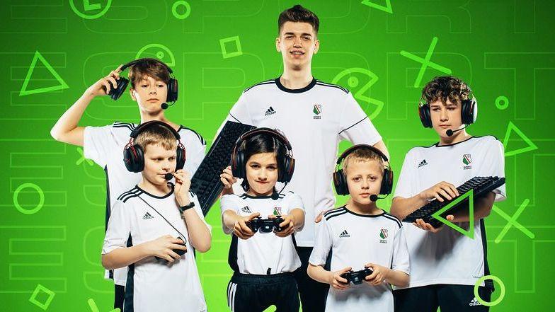 Legia Warszawa otwiera pierwszą szkółkę e-sportową