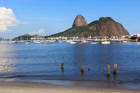 Superbakteria straszy na plażach w Rio do Janeiro