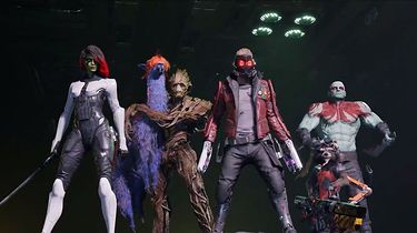 Marvel's Guardians of the Galaxy niespodzianką od Eidos Montreal - Marvel's Guardians of the Galaxy