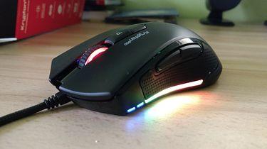 Genesis Krypton 800 — nowoczesna mysz komputerowa dla zapalonych prawo i leworęcznych graczy