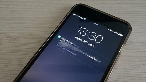 """Uwaga na SMS-y od nadawcy """"Kwarantanna"""". To nie jest wiadomość od sanepidu"""