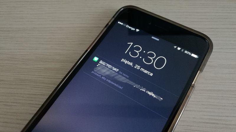 Sanepid nigdy nie wysyła SMS-ów /fot. WP.pl
