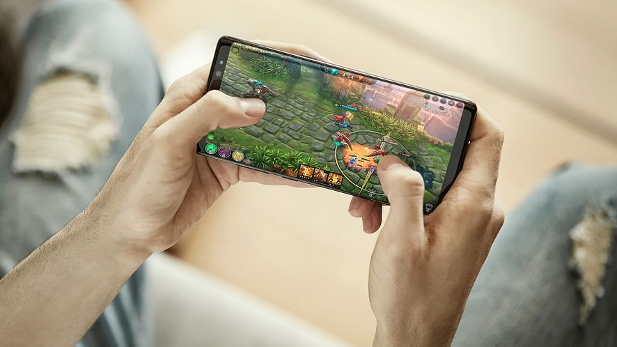 Samsung Galaxy Note 8. fot. Samsung