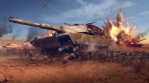 World of Tanks zmienia się nie do poznania