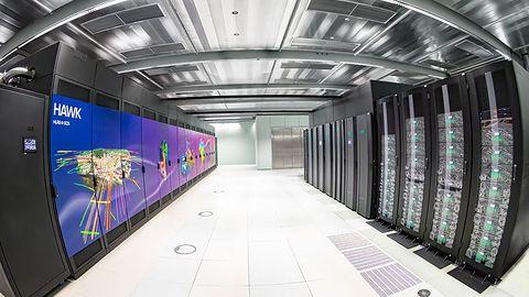 Superkomputer Hawk w Stuttgarcie otwarty dla gości. Zwiedzaj bez wychodzenia z domu