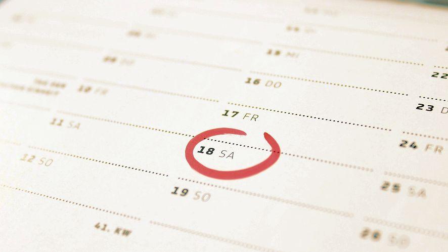 Aplikacja dnia: Month: Calendar Widget
