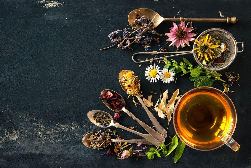 Herbaty na niedoczynność tarczycy. Poznaj właściwości ziół