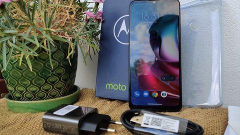 Średniaki bywają interesujące. Recenzja Motorola Moto G30!